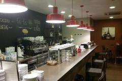 Amplia Carta de Cafetería